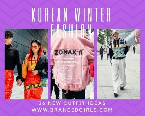 Korean-winter-fashion-500x400 Korean Winter Fashion - 26 Best Korean Winter Outfits