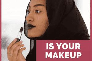 complete list of halal makeup brands