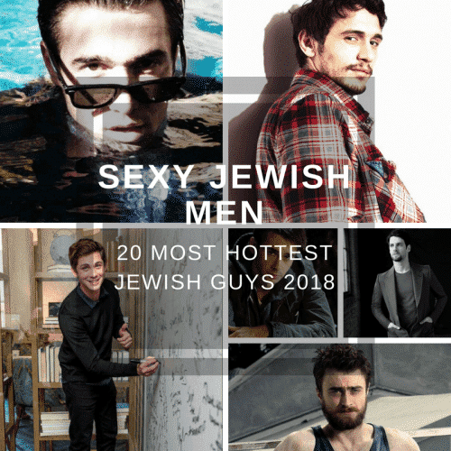 sexy-jewish-men Handsome Jewish Men – 20 Most Hottest Jewish Guys 2019
