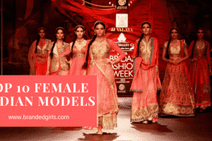 best female model from india
