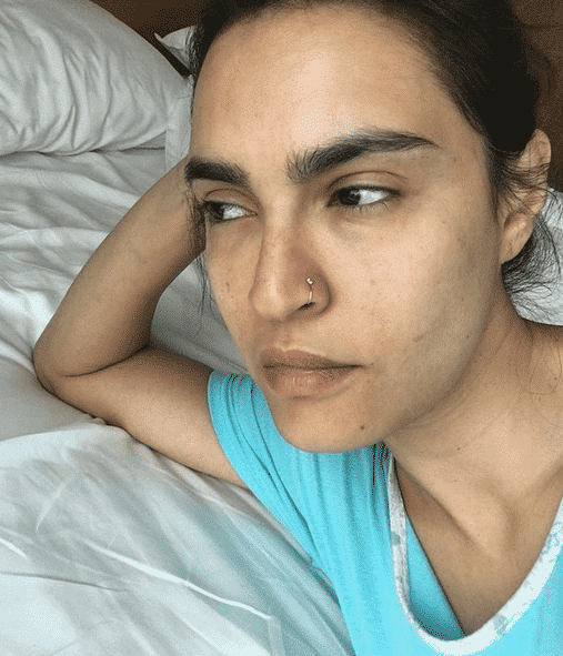 "wokeupthiswaychallenge-1-1 Selfies For A Cause: The ""Woke Up This Way Challenge"""