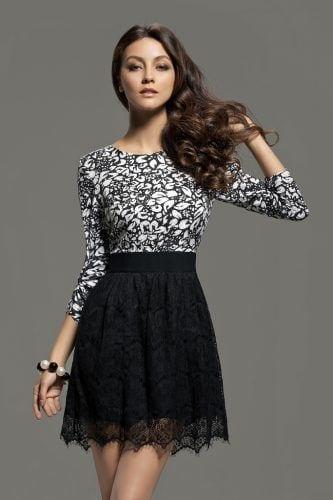 3-jacquard-print-high-waist-dress-333x500 Is Jacquard A Good Summer Dress Fabric?