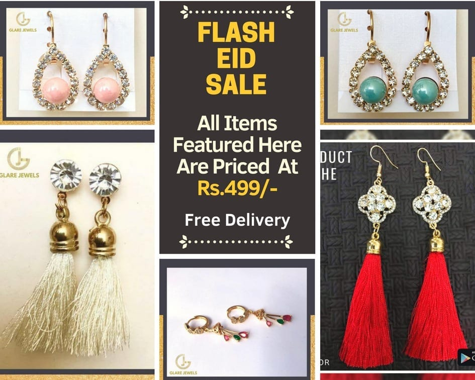 Eid-Discount-Offer Top 10 Online Jewelry Brands in Pakistan That You Will Love