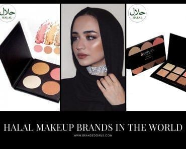 Halal Makeup Brands In The World