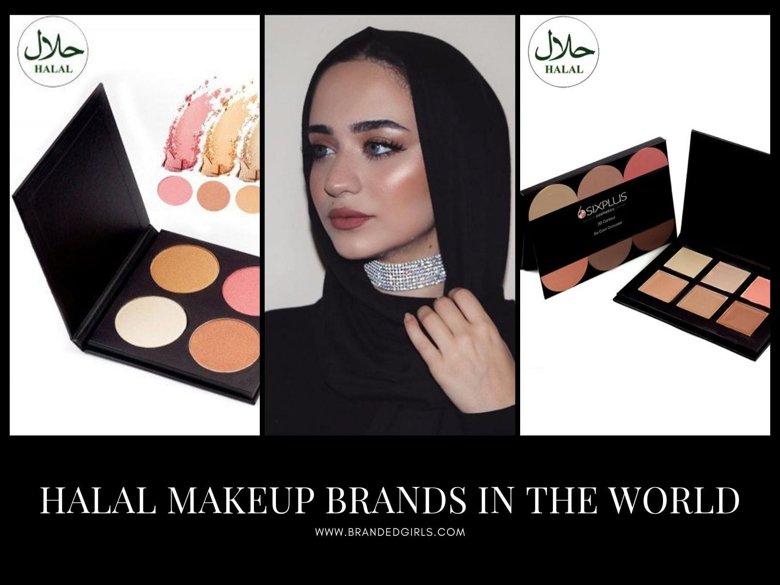 Halal-Makeup-Brands-In-The-World List Of All Halal Makeup Brands In The World ( Certified )