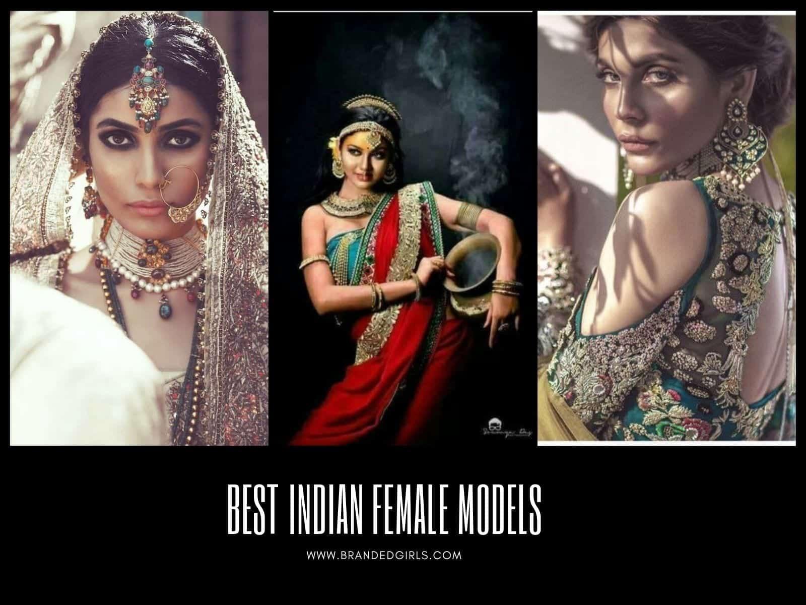 Indian-Female-Models Top 10 Indian Female Models 2019 - Updated List