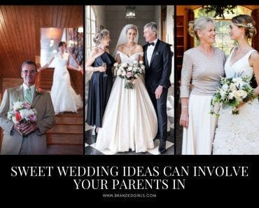 Wedding Ideas for Parents