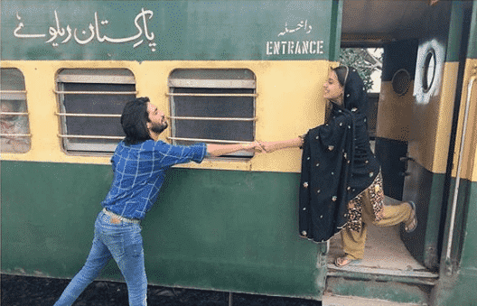 fun-moments-with-a-friend Iqra Aziz Pictures - Journey & Transformation Of Iqra Aziz