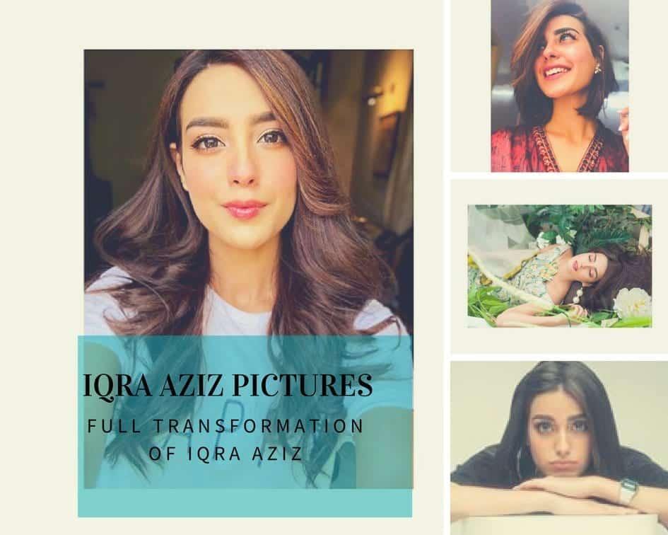 iqra-aziz-pictures Iqra Aziz Pictures - Journey & Transformation Of Iqra Aziz