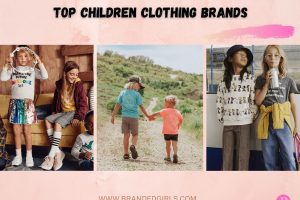 Top 10 Children Clothing Brands in 2020 For Your Kids