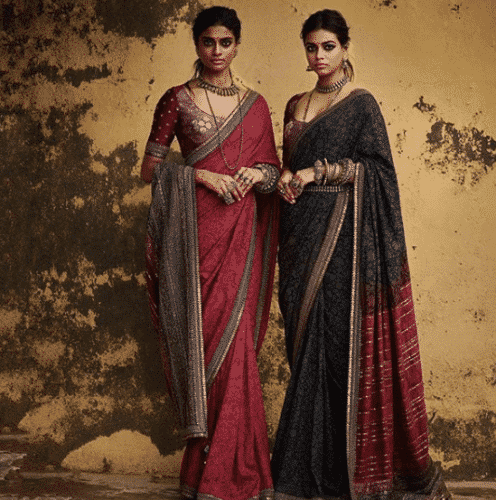 Top-Designer-sarees-by-Sabyasachi-496x500 Top 10 Designer Saree Brands In World 2019 With Price