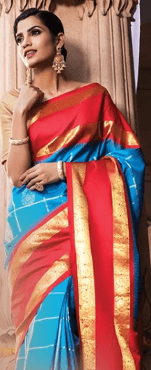 Top-Designer-sarees-by-nallisilk Top 10 Designer Saree Brands In World 2019 With Price