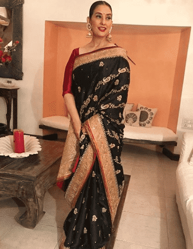Top-Designer-sarees-by-ritu-kumar Top 10 Designer Saree Brands In World 2019 With Price