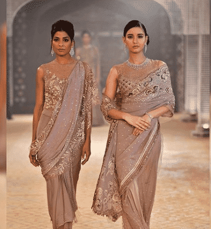 Top-Designer-sarees-by-tarun-tahillani Top 10 Designer Saree Brands In World 2019 With Price