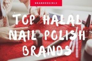 top halal nail polish brands
