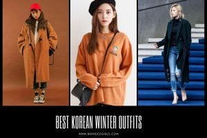 Korean Winter Outfits