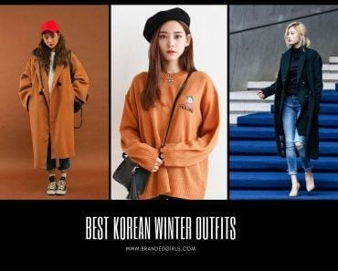 Latest Korean Fashion Trends for Winters (1)