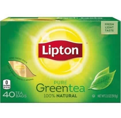 Lipton-Green-Tea 12 Best Green Tea Brands for Weight Loss in India 2019