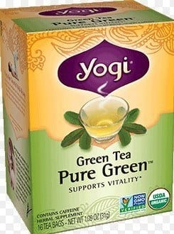 Yogi-Green-Tea 12 Best Green Tea Brands for Weight Loss in India 2019