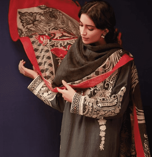 khadi-top-fashion-brnd 10 Best Pakistani Winter Clothing Brands For Women In 2020