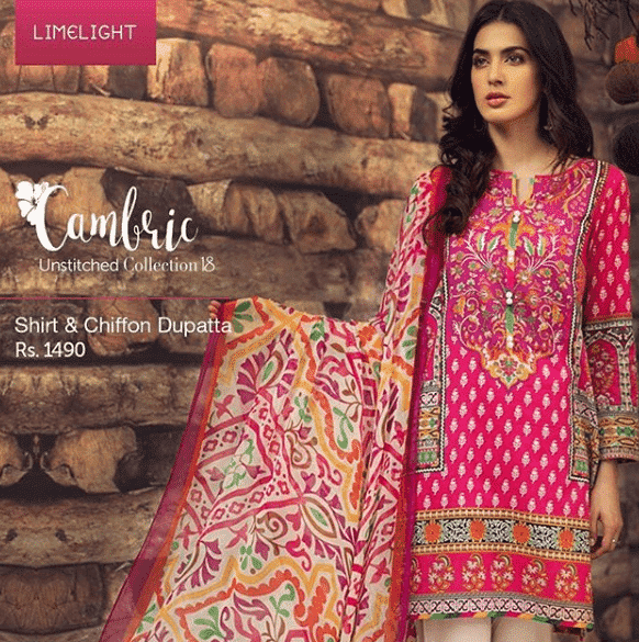 limelight-top-fashion-brand 10 Best Pakistani Winter Clothing Brands For Women In 2020