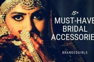 pakistani bridal accessories