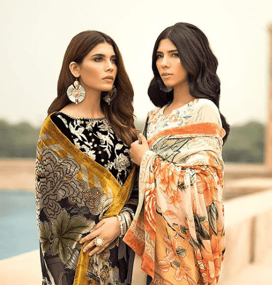 sapphire-top-fashion-brand 10 Best Pakistani Winter Clothing Brands For Women In 2020