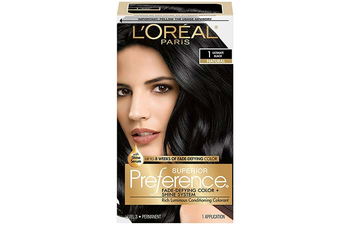 1 Top 10 Black Hair Dyes For Women 2019 with Price Details