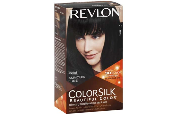 3 Top 10 Black Hair Dyes For Women 2019 with Price Details