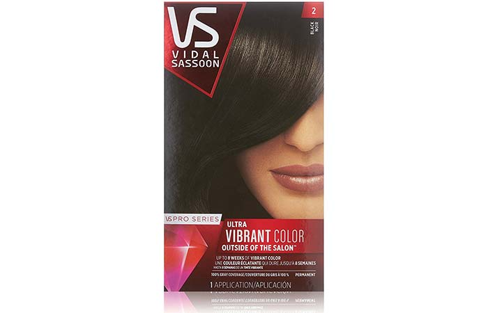 8 Top 10 Black Hair Dyes For Women 2019 with Price Details