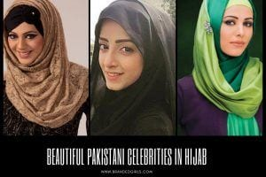 25 Beautiful Pakistani Celebrities Wearing Hijab