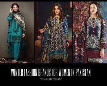 Winter Fashion Brands