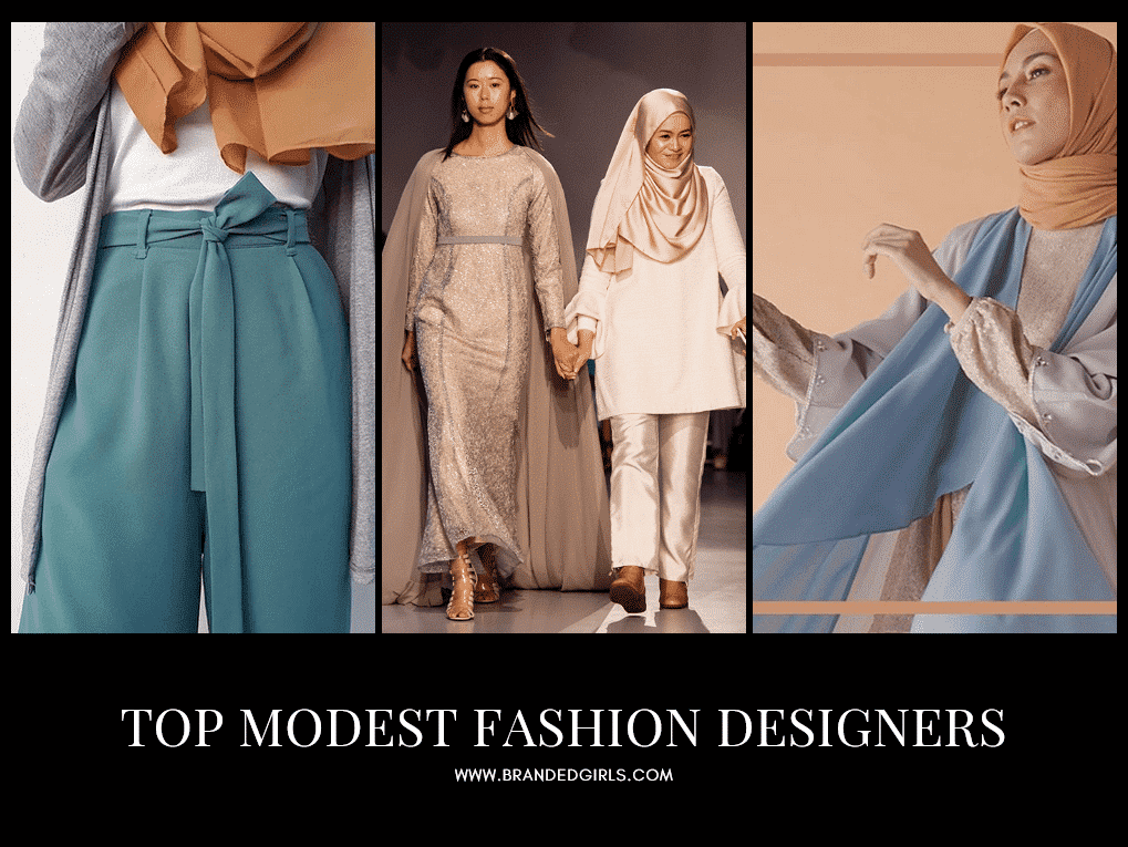 top-modest-fashion-designers Top 14 Modest Fashion Designers From Around The World