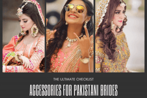 pakistani bridal accessories
