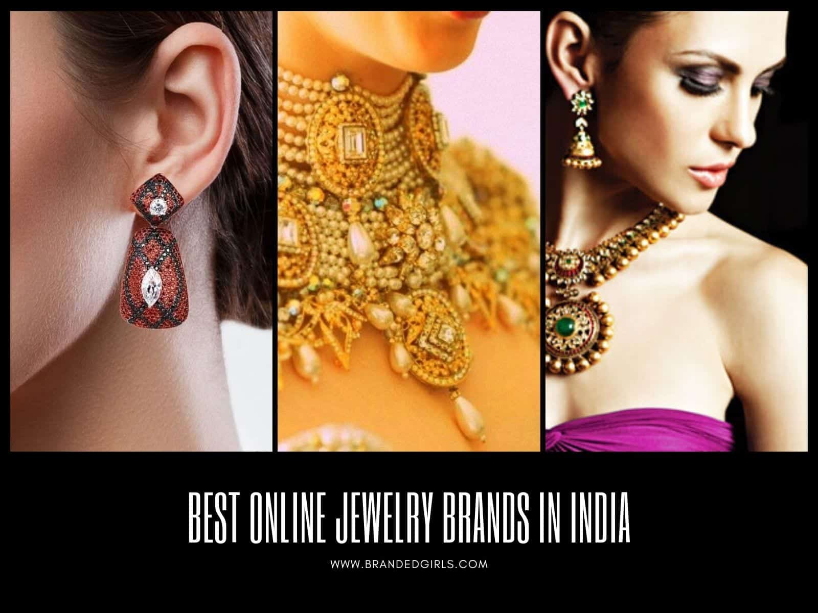 Online-Jewelry-Brands-In-India Top Ten Online Jewelry Brands In India 2019