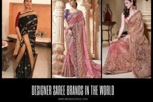 Designer Saree Brands