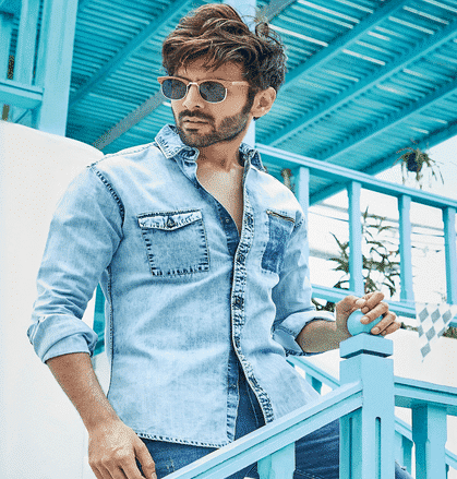 men-shirt-brands-in-india-5 Top 20 Shirt Brands In India For Men 2019 top Brands
