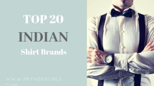 men-shirt-brands-in-india-500x281 Top 20 Shirt Brands In India For Men 2019 top Brands