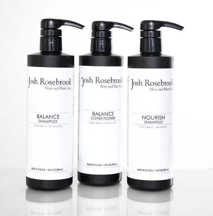 Josh-Rosebrook-1 Top 10 Organic & Natural Shampoo Brands For All Hair Types