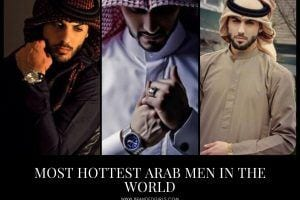 Most Handsome Arab Men in the World