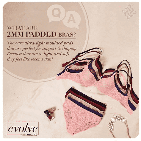 amante-bras-india Top 28 Bra Brands in India With Prices 2019