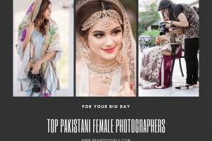 best pakistani wedding photographers female