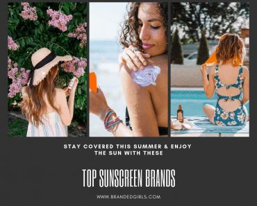 top sunscreen brands