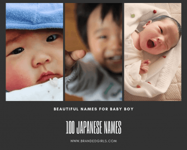 japanese names for baby boys
