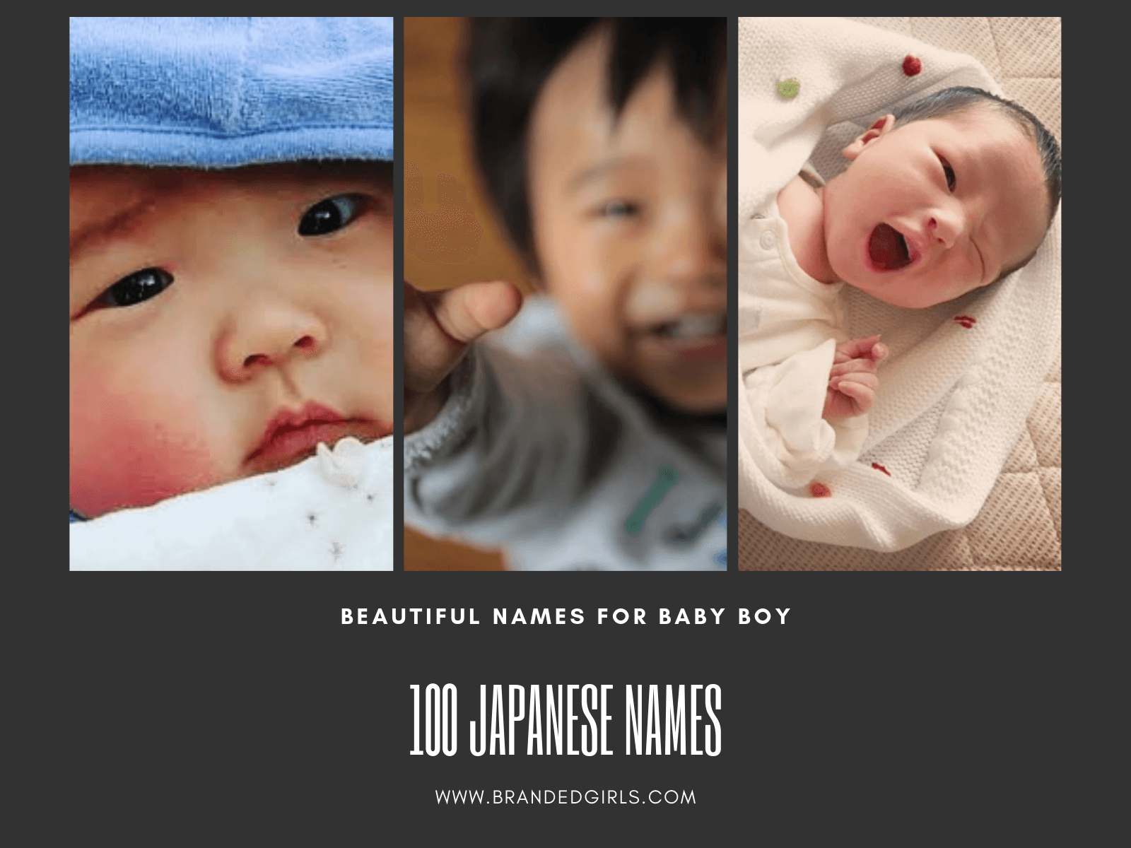 Japanese Names for Boys-100 Popular Japanese Names & Meaning