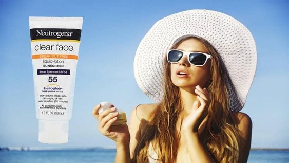 neutrogena-liquid-sunscreen Best Sunscreen 2019 - Top 15 Sunscreens You Need This Summer
