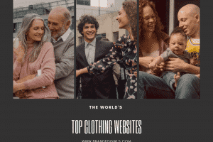best online clothing websites