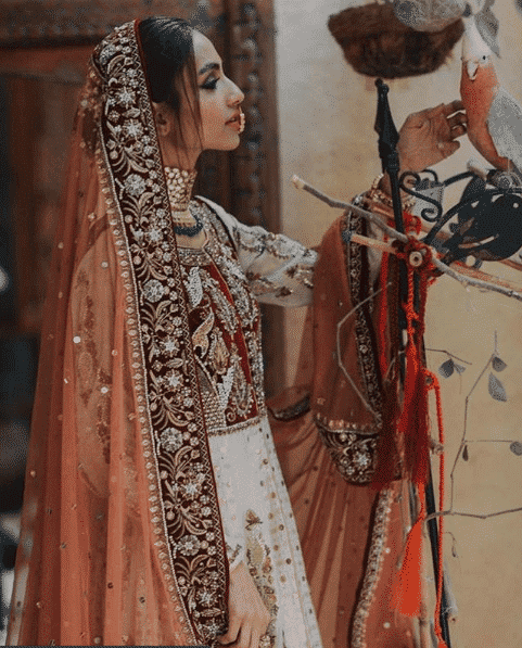 hina-mohamed-bridals 14 Most Affordable Pakistani Bridal Designers You Need To Try