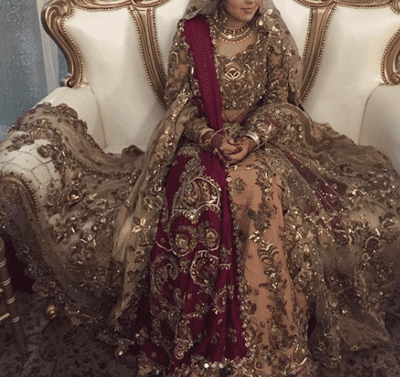 iqbal-hussain 14 Most Affordable Pakistani Bridal Designers You Need To Try