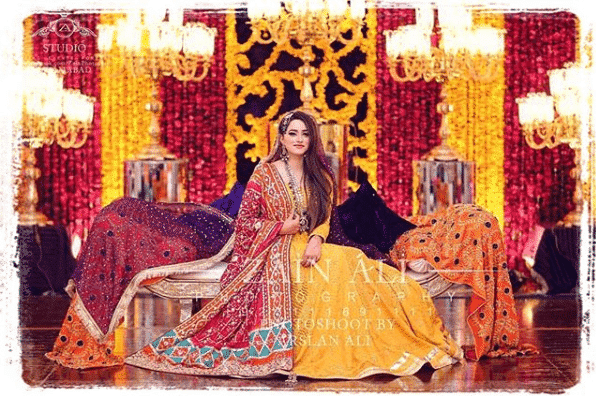 mehndi-dress 14 Most Affordable Pakistani Bridal Designers You Need To Try
